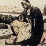 יעקב אייזנברג - רועה ערבי - שנות העשרים